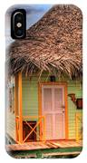 Punta Caracol IPhone Case