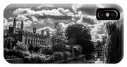 Punting, Cambridge. IPhone Case