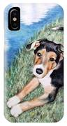 Puppy Max IPhone Case