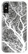 Pure Energy- Lightning Tree IPhone Case