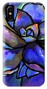 Purple Agave IPhone Case