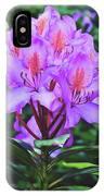 Purple Beauty IPhone Case