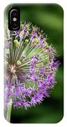 Purple Blossom  IPhone Case