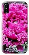 Purple Cabbage IPhone Case