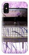 Purple Cadillac IPhone Case