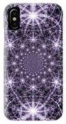 Purple Celeste  IPhone Case