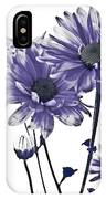 Purple Daisies IPhone Case