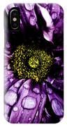 Purple Flower II IPhone Case