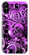 Purple Heart Collection IPhone Case