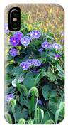 Purple In The Morning IPhone Case