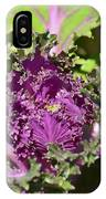 Purple Kale IPhone Case