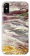 Purple Land IPhone Case