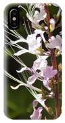 Purple Lycoris IPhone Case