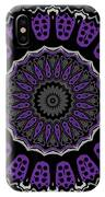 Purple Passion No. 1 IPhone Case