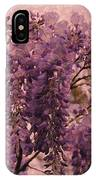 Purple Pleasures IPhone Case