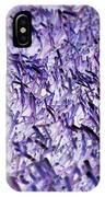 Purple, Purple, And More Purple IPhone Case