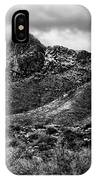 Pusch Ridge Snow No10 IPhone Case
