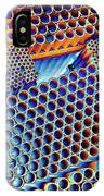 Pvc Abstract IPhone Case