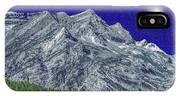Pyrenees Astazous Mountain IPhone Case