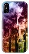 Q-city Three IPhone Case