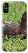 Quack IPhone Case