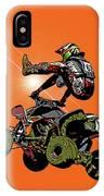 Quad Rider Series IPhone Case