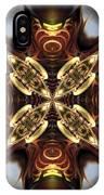 Quadrants 172067 IPhone Case