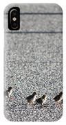 Quail Lines IPhone Case