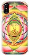 Quantic Arborescence IPhone Case