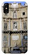 Quattro Canti In Palermo Sicily IPhone Case