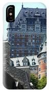 Quebec City 60 IPhone Case