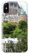 Quebec City 69 IPhone Case