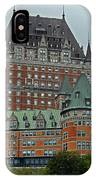 Quebec City 70 IPhone Case