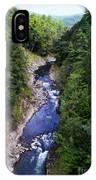 Quechee Gorge In Vermont IPhone Case