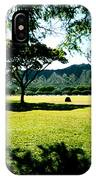 Queen Kapiolani Park IPhone Case