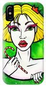 Queen Of Sweets IPhone Case