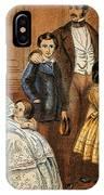 Queen Victoria, Prince Albert IPhone Case