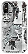 Quentin Tarantino  IPhone Case