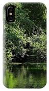 Quiet Moments IPhone Case