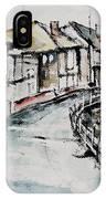 Quiet Streets IPhone X / XS Case
