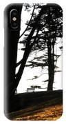 Quiet Time Of Day IPhone Case