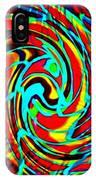 Quintet For Coloured Paint Ab H B IPhone Case
