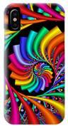 Quite Different Colors -18- IPhone Case