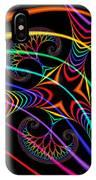 Quite In Different Colors -3- IPhone Case