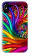 Quite In Different Colors -7- IPhone Case
