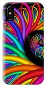 Quite In Different Colors -8- IPhone Case