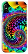 Quite In Different Colours -13- IPhone Case