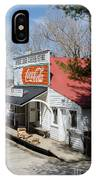 Rabbit Hash Store-front View Angle IPhone Case