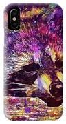 Raccoon Wild Animal Furry Mammal  IPhone Case