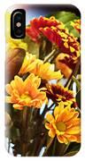Rachels Flowers IPhone Case